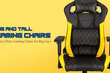 Big and Tall Gaming Chairs