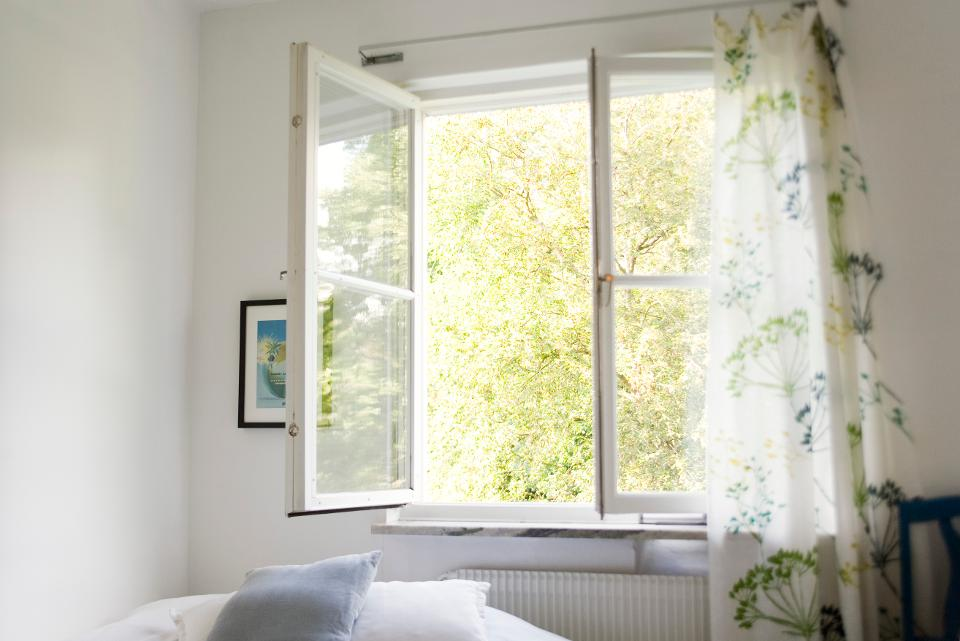 improve air quality in home