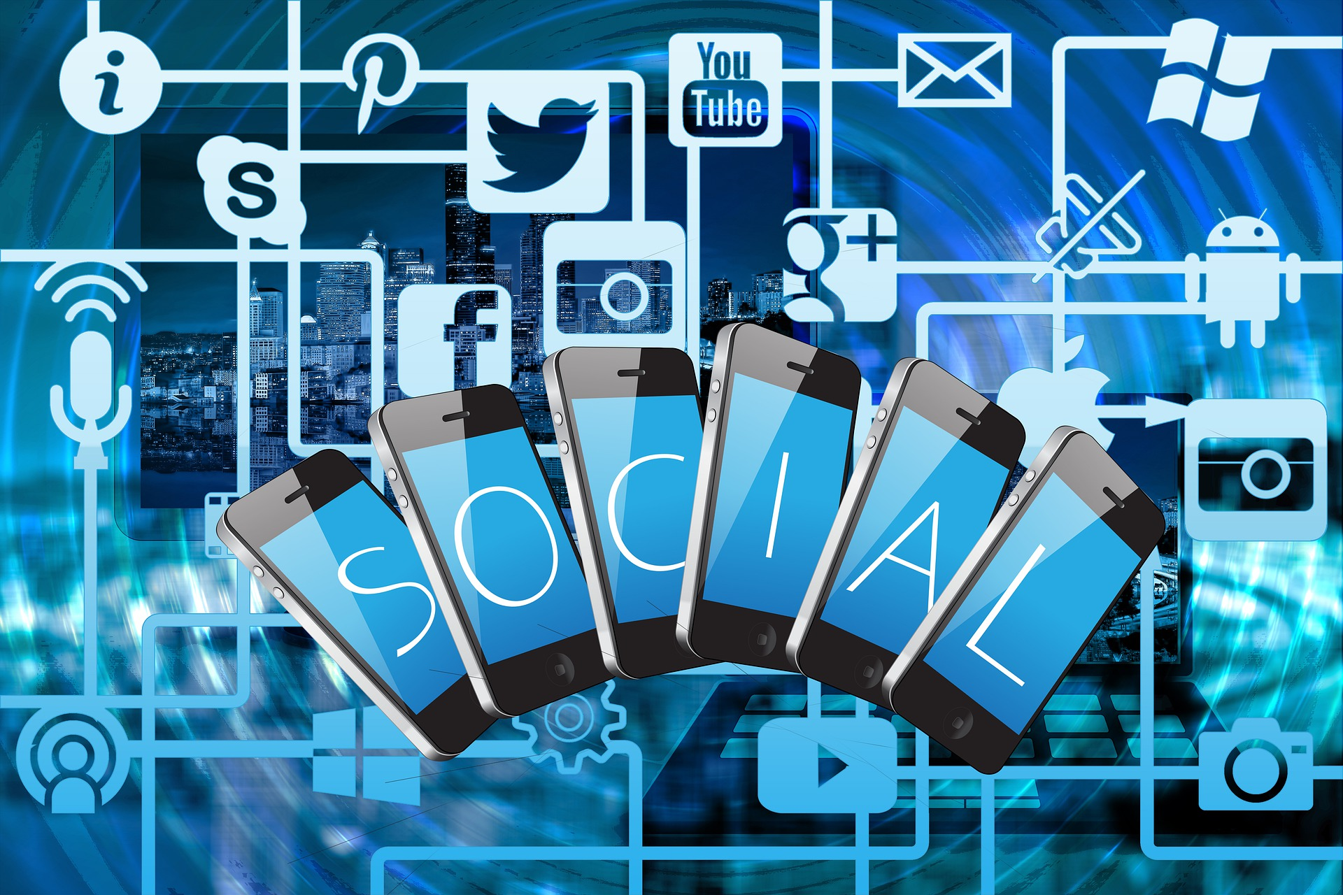 Social Media Can Ease Your Business Marketing