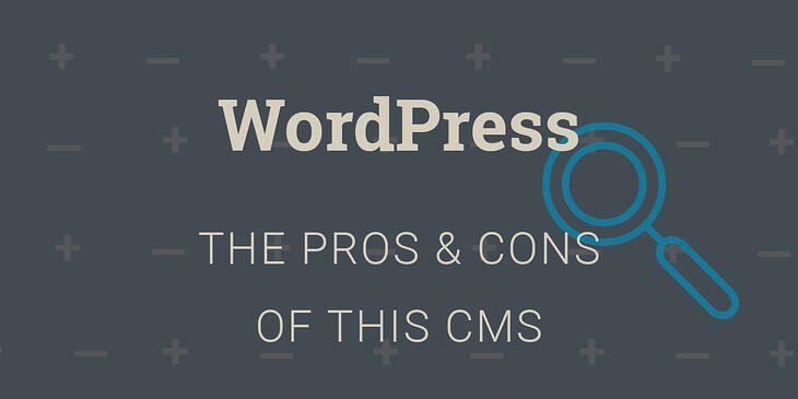 Pros and Cons of Having Wordpress Hosting for Your Business