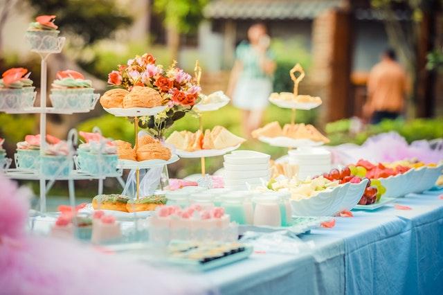 Flawless Wedding Reception
