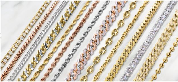 Chain Designs to Wear